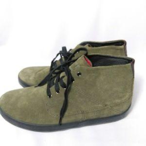 Fitflop men's suede shoes